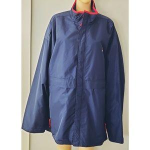 Adidas Navy Blue Jacket Size XL